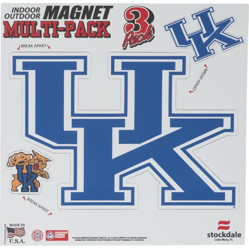 Stockdale University of Kentucky Indoor/Outdoor Magnets