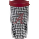 Tervis University of Alabama 16 oz. Houndstooth Wrap Tumbler with Lid