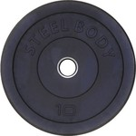 Impex Steelbody 10 lb. Olympic-Size Bumper Plate - view number 1