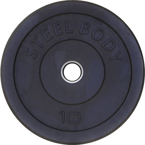 Impex Steelbody 10 lb. Olympic-Size Bumper Plate