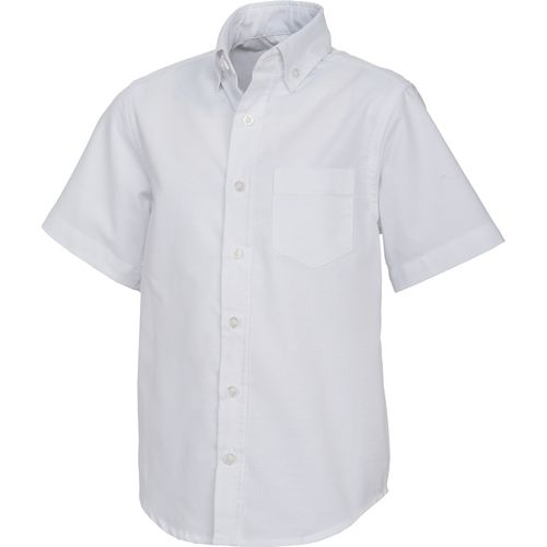 Austin Trading Co. Boys' Short Sleeve Oxford Uniform Shirt