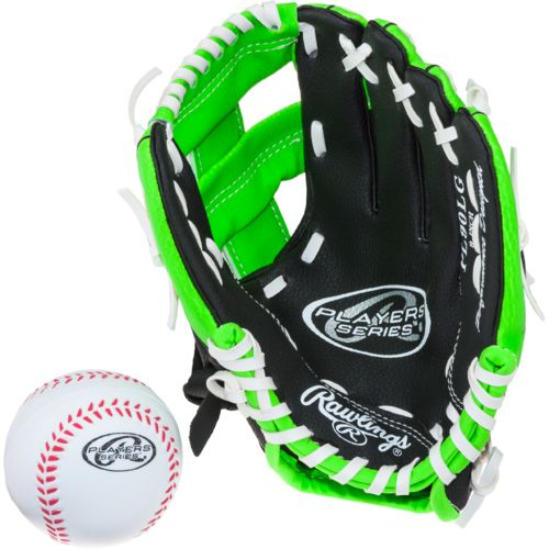 Rawlings Youth Players Basket Web 9 in Pitcher/Infield Glove - view number 1