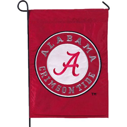 Evergreen University of Alabama Crimson Tide Flag