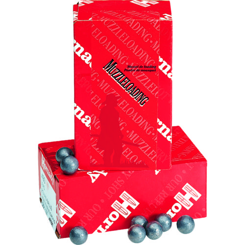 Hornady .454 Diameter Round Ball Bullets