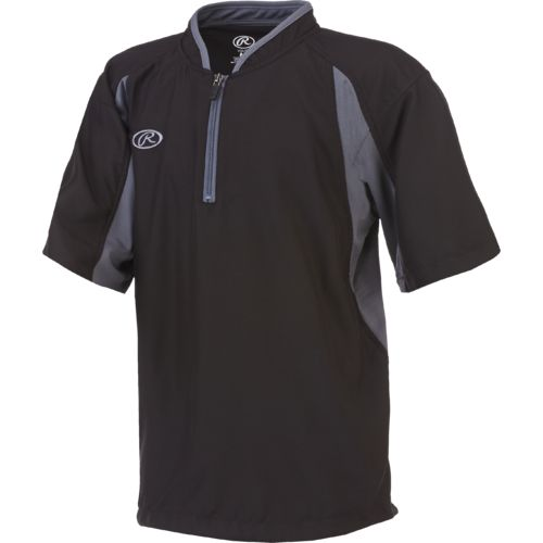 Rawlings Youth Short Sleeve Cage Jacket - view number 1