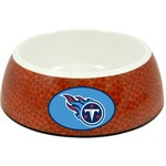 GameWear Tennessee Titans Classic NFL Football Pet Bowl