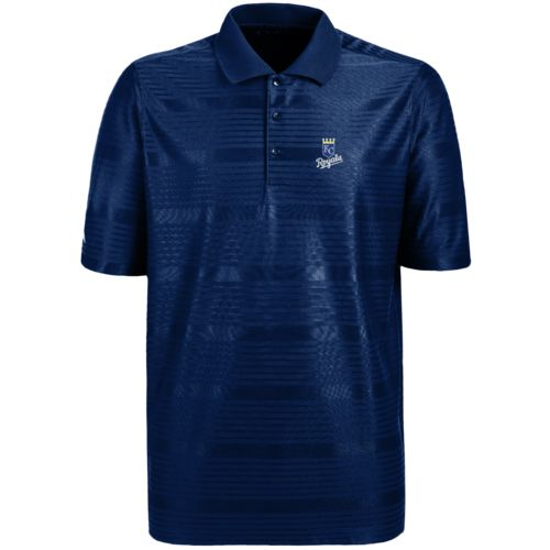 Display product reviews for Antigua Men's Kansas City Royals Illusion Polo