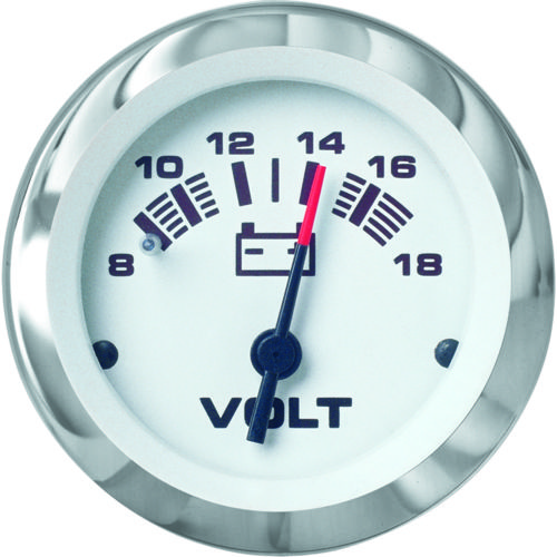SeaStar Solutions Lido 8 - 18V Voltmeter - view number 1