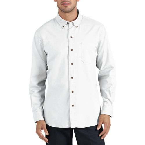 Display product reviews for Dickies Men's Long Sleeve Button Down Twill Shirt