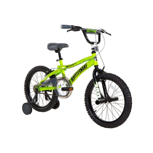 "Display product reviews for Ozone 500® Boys' Rattlesnake 18"" Bicycle"