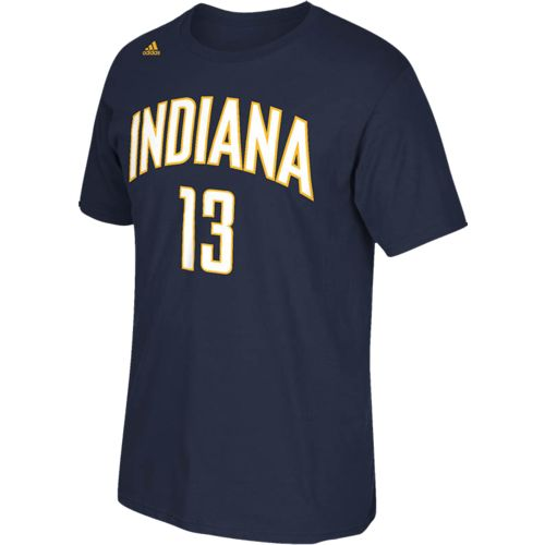 adidas™ Men's Indiana Pacers Paul George #13 T-shirt