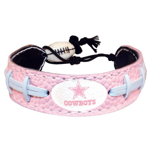 Display product reviews for GameWear Dallas Cowboys NFL Football Bracelet