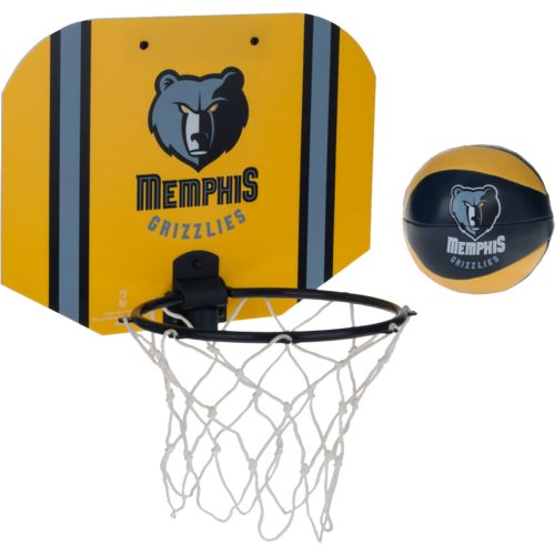 Jarden Sports Licensing Memphis Grizzlies Slam Dunk Softee Hoop Set - view number 1