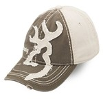 Browning Men's Big Buckmark 2-Tone Cap