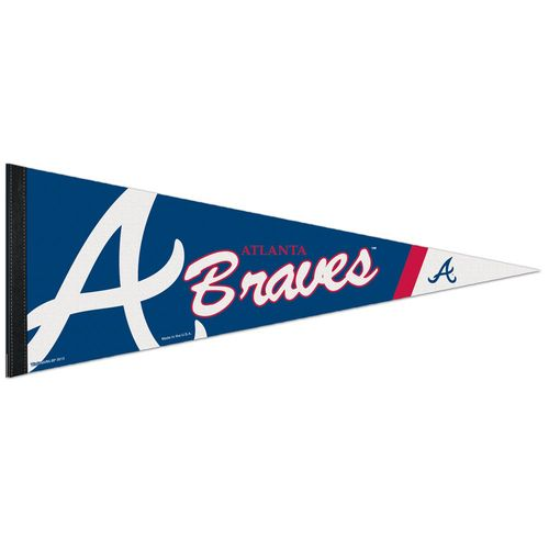 WinCraft Atlanta Braves Premium Pennant - view number 1