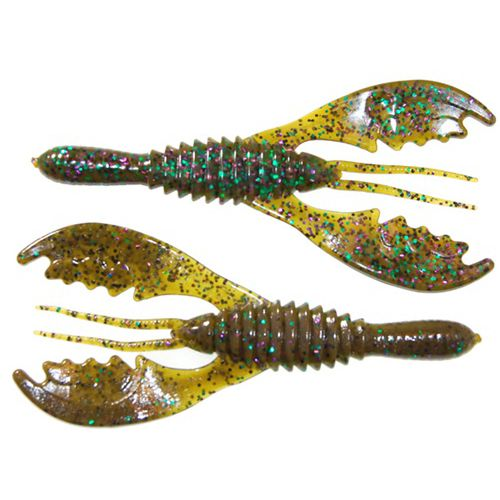 Gambler Lures MegaDaddy Craw Worms 5-Pack