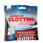 "QuikClot® Advanced 3"" x 24"" Clotting Gauze 2-Pack"