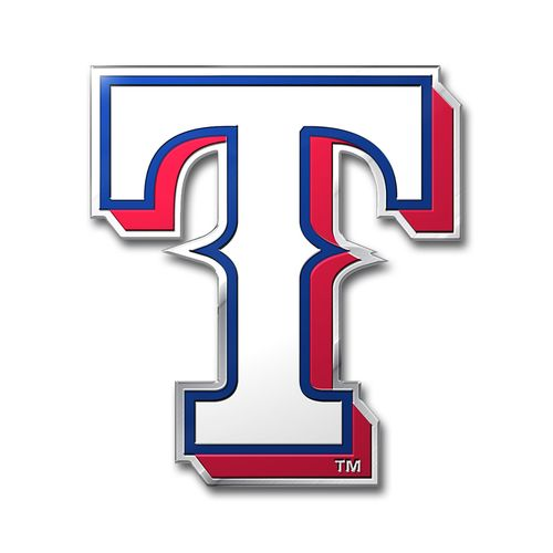 Team ProMark Texas Rangers Color Emblem - view number 1
