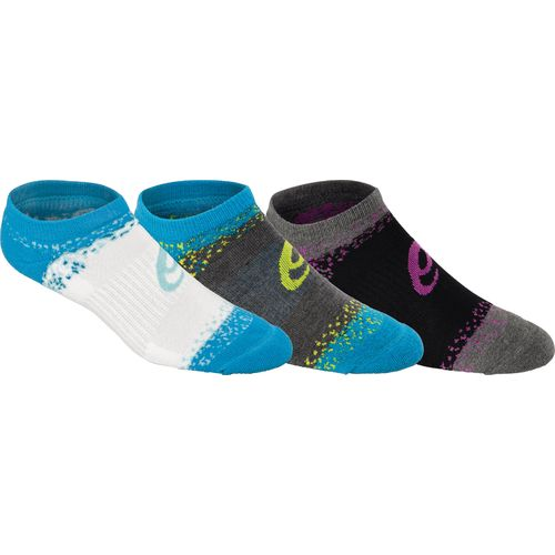 ASICS® Women's Abby™ No-Show Socks 3-Pair