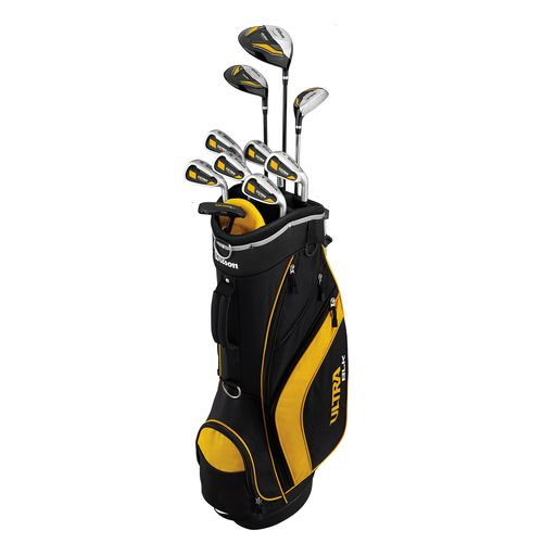 Wilson Men's Ultra BLK Golf Set