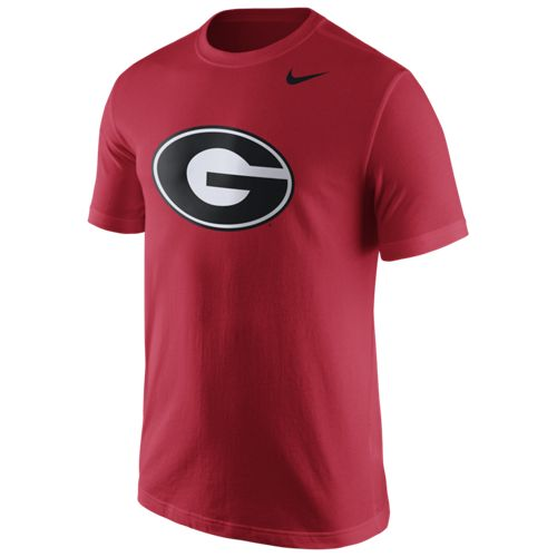 Nike™ Men's University of Georgia Logo T-shirt