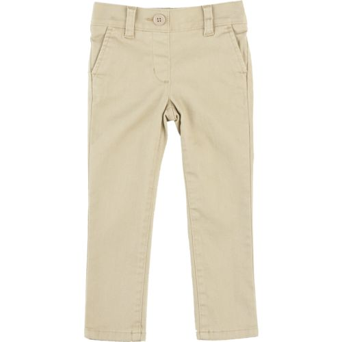 Austin Trading Co.™ Toddler Girls' Skinny Ankle Uniform Pant