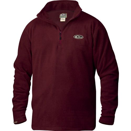 Display product reviews for Drake Waterfowl Men's MST Camp Fleece Pullover