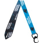 Pro Specialties Group Carolina Panthers Ombré Lanyard