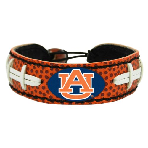 GameWear Auburn University Classic Football Bracelet