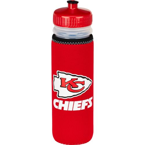 Kolder Kansas City Chiefs Van Metro 22 oz. Squeezable Bottle