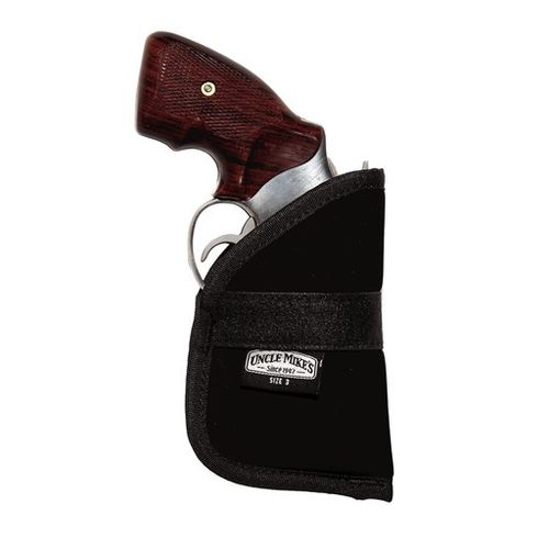 Uncle Mike's Inside-the-Pocket Holster - view number 1