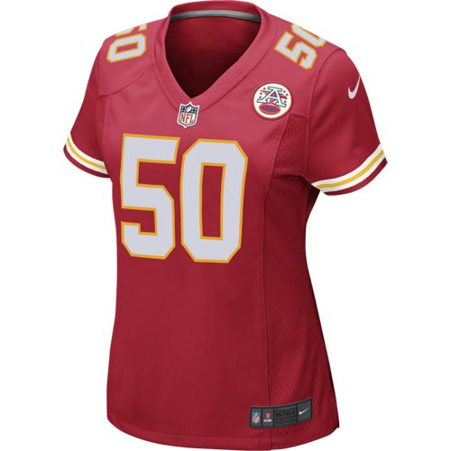 Nike Women's Kansas City Chiefs Justin Houston #50 Replica Game Jersey