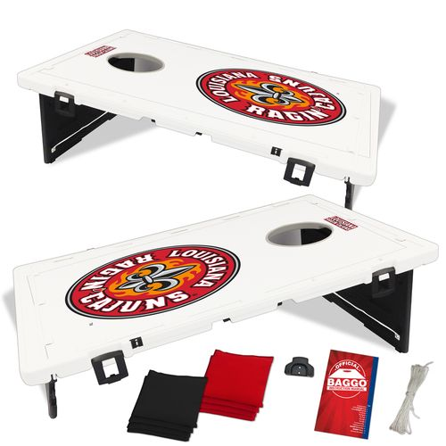 BAGGO® University of Louisiana at Lafayette Beanbag Toss Game