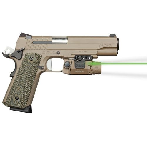 Viridian X Series® X5L-FDE Green Laser Sight with Taclight - view number 2