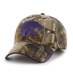 '47 Adults' Kansas State University Realtree Frost MVP Cap