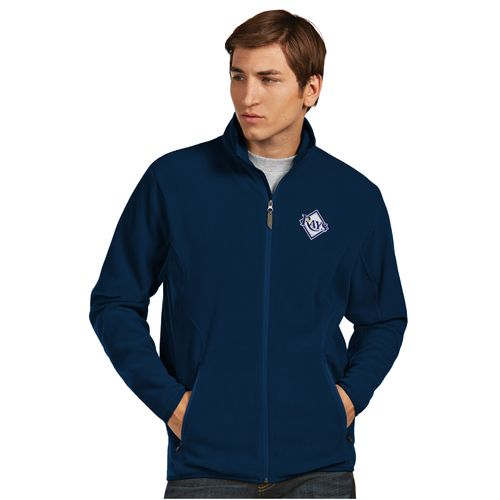 Antigua Men's Tampa Bay Rays Ice Fleece Jacket