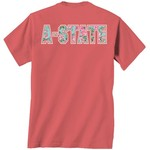 New World Graphics Women's Arkansas State University Floral T-shirt - view number 1
