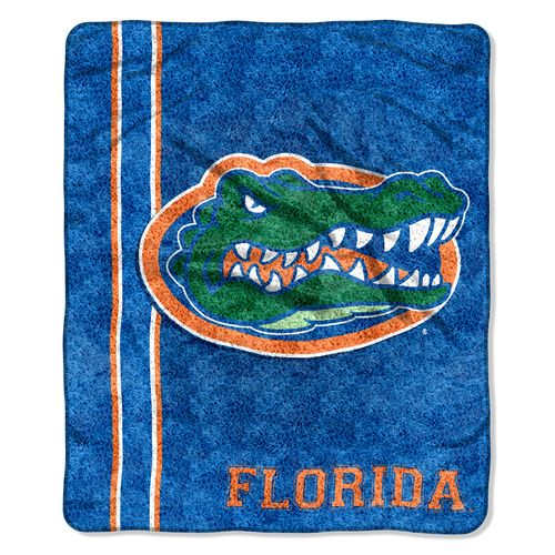 The Northwest Company University of Florida Jersey Sherpa Throw