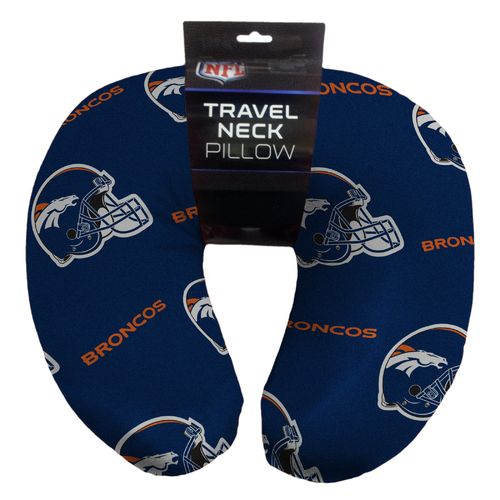 The Northwest Company Denver Broncos Neck Pillow