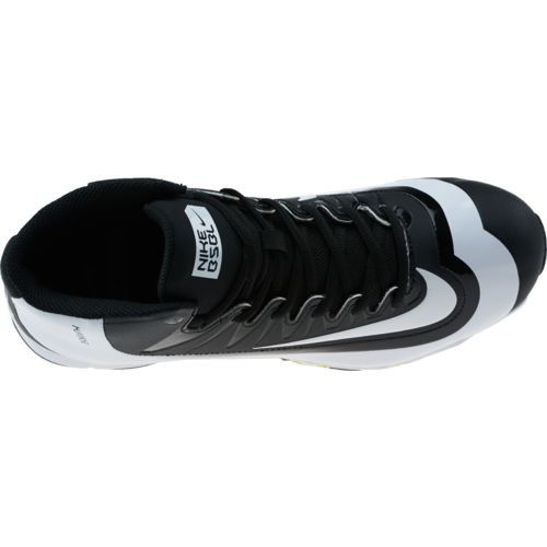 Nike Men's Huarache 2KFilth Keystone Mid Baseball Cleats - view number 4