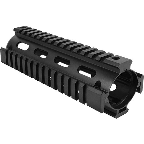 Display product reviews for AIM Sports Inc. M4 Carbine Handguard Quad Rail