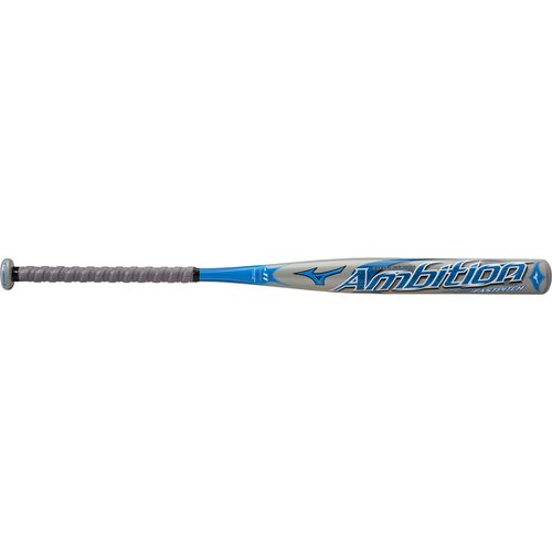 Mizuno 2016 Girls' Ambition Fast-Pitch Composite Softball Bat -11