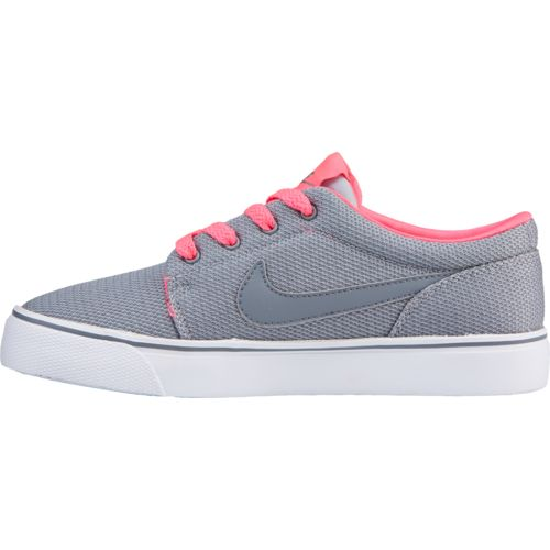 Nike Girls' Toki Low Textile GS Shoes