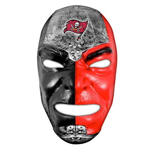 Franklin Adults' Tampa Bay Buccaneers Fan Face Mask