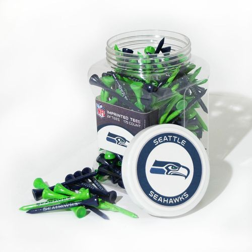 Team Golf Seattle Seahawks Tees 175-Pack