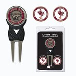 Team Golf Virginia Tech Divot Tool and Ball Marker Set - view number 1