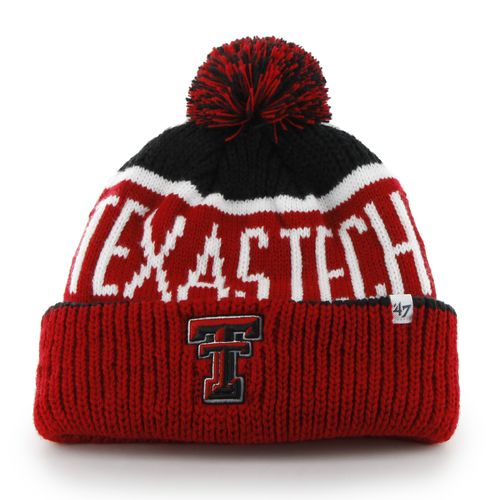 '47 Adults' Texas Tech University Calgary Knit Cap
