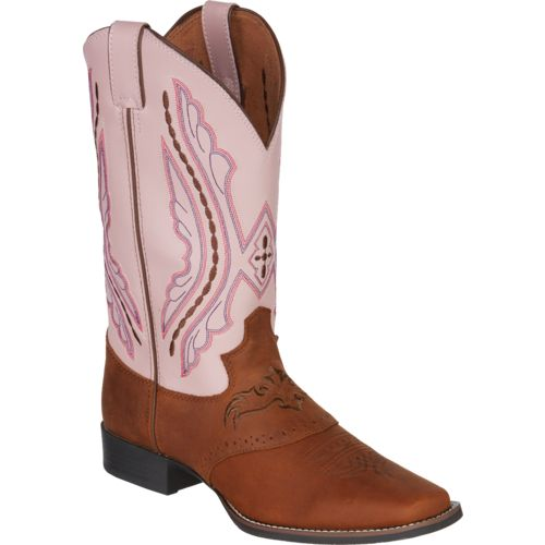 Justin Kids' Bay Western Boots - view number 2
