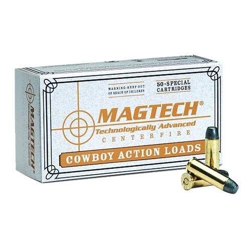 Magtech Cowboy Action .45 Long Colt 250-Grain Centerfire