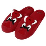 Forever Collectibles™ Kids' University of Arkansas 2015 Mascot Slide Slippers